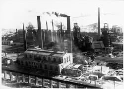 Vista de la Factoría AHV 1950