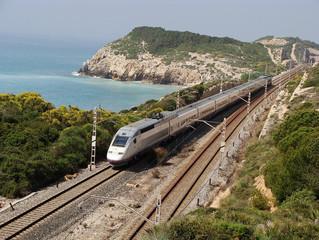 Corredor Mediterráneo: Más AVE y menos mercancías