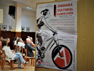 [Fotos y vídeos] Crónica de la Jornada Cultural Libertaria del Camp de Morvedre