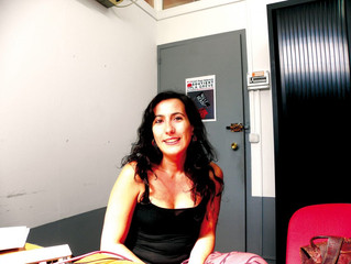 "Entrevista amb Yanira Hermida, militant anarcofeminista, investigadora i autora del llibre ""Luchaban"