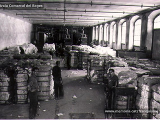 72 anys de la vaga de dones de la fàbrica Bertrand i Serra de Manresa