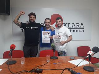 Ràdio Klara: Represión sindical en el Grupo Daorje