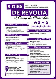 Revolta Feminista al Camp de Morvedre