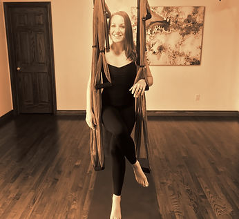 Suspension Yoga Instructor