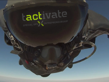 Tactivate Wingsuit HALO World Record Attempt