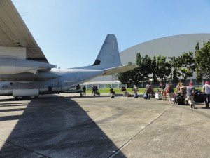 Philippines disaster response after action report