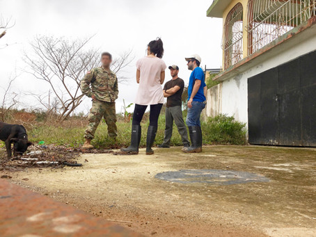 Puerto Rico Response and the Reality Delta