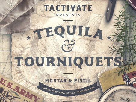 Tequila and Tourniquets with Team Rubicon Global