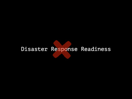 Switching from a disaster response to disaster readiness resource ecosystem.