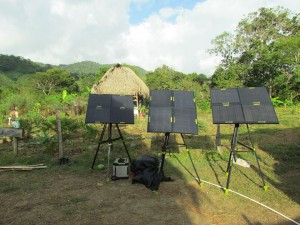 Goal Zero provided solar equipment that powered the entire TEDx Jungle event – Thank you from the entire Tactivte team.