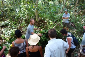 Survival and resiliency skills from the jungle to the boardroom