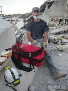 Search and Rescue in Haiti