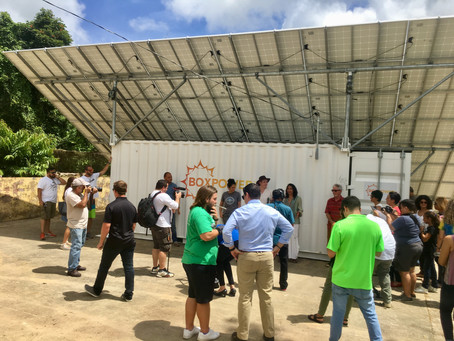 The power of informal relationships in disaster response and readiness