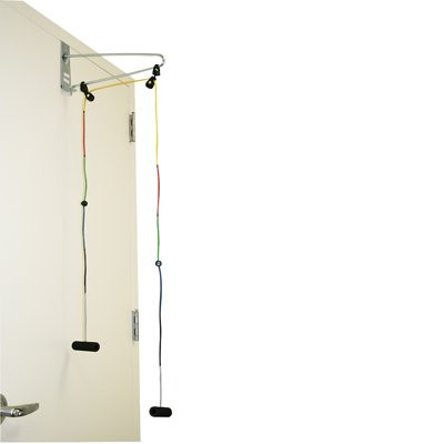 NO MORE SHOULDER PAIN: This Overdoor Shoulder Pulley Is Your Best Bet To  Overcomepain In Your Shoulder Joint By Increasing Range Of Motion And  Performing ...