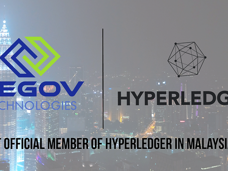Hyperledger has its FIRST Malaysian member: ReGov Technologies