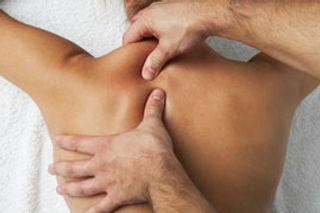 masaje dolor contractura