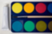 Water color paints