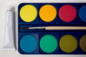peintures de couleur de l'eau