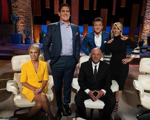 Press Waffle Co. on Shark Tank