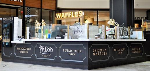 Press Waffle Co. Baybrook Mall