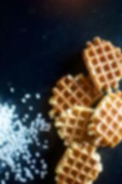 Liege Waffles - Press Waffle Co.