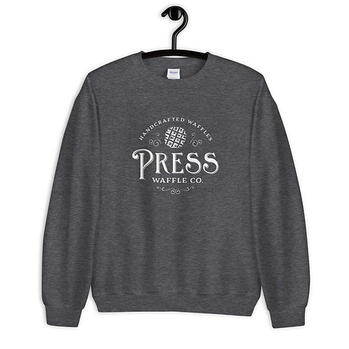 Press Logo Sweatshirt