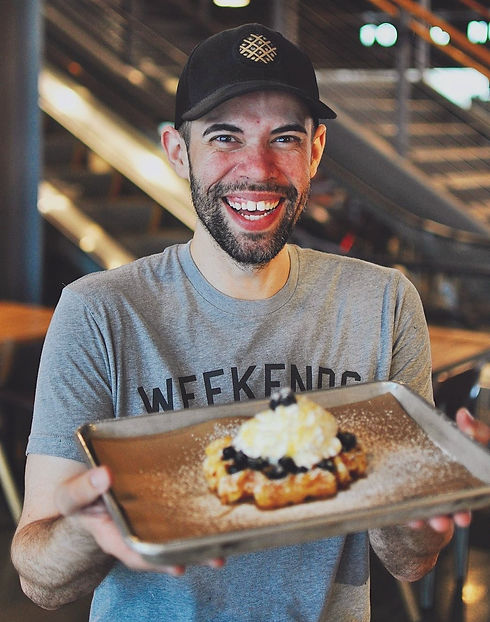 Press Waffle Co. Employee