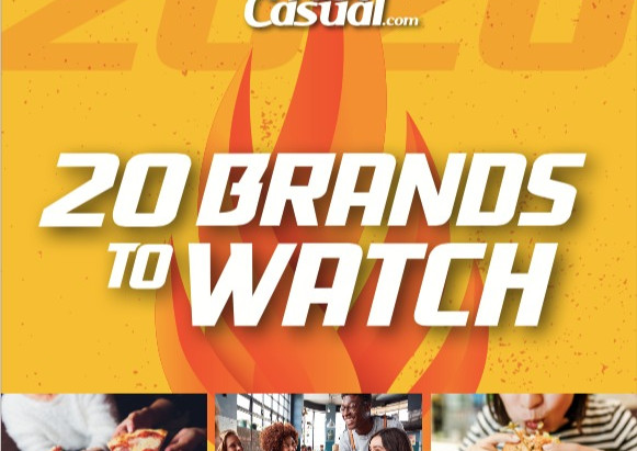 Press Waffle Co. named in Fast Casual's '20 Brands To Watch' in 2020