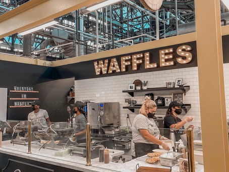 Press Waffle Co. Brings Gourmet Waffles to St. Louis Food Hall