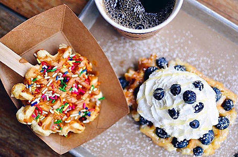 Press Waffle Co. - Authentic Belgian Waffles - Best Waffles Ever