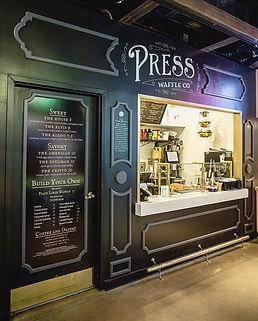 Press Waffle Co. - Legacy Hall