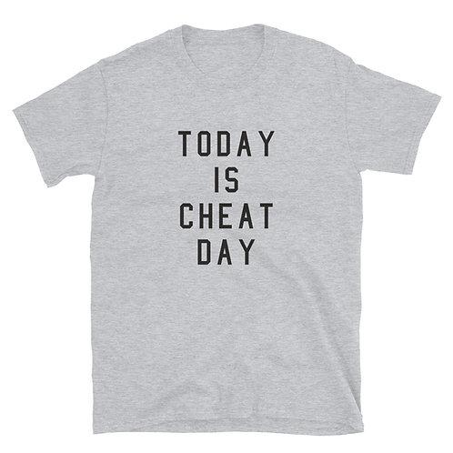 Cheat Day Light Grey T-Shirt