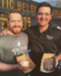 Press Waffle Co. Franchise - Bryan Lewis & Caleb Lewis