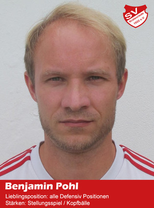 Benjamin Pohl
