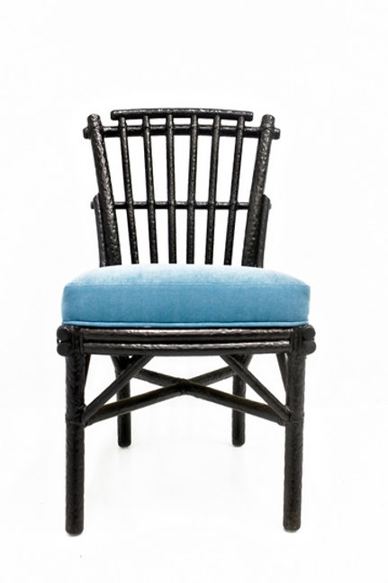 Tooled Side Chair