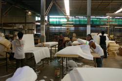 upholstery operations