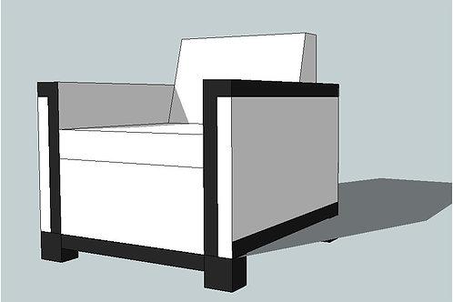 Amina Lounge Chair