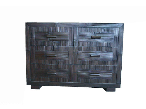 Bambu Six Dresser Drawer