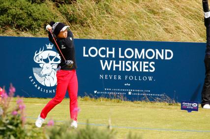 Womens Scottish Open Golf