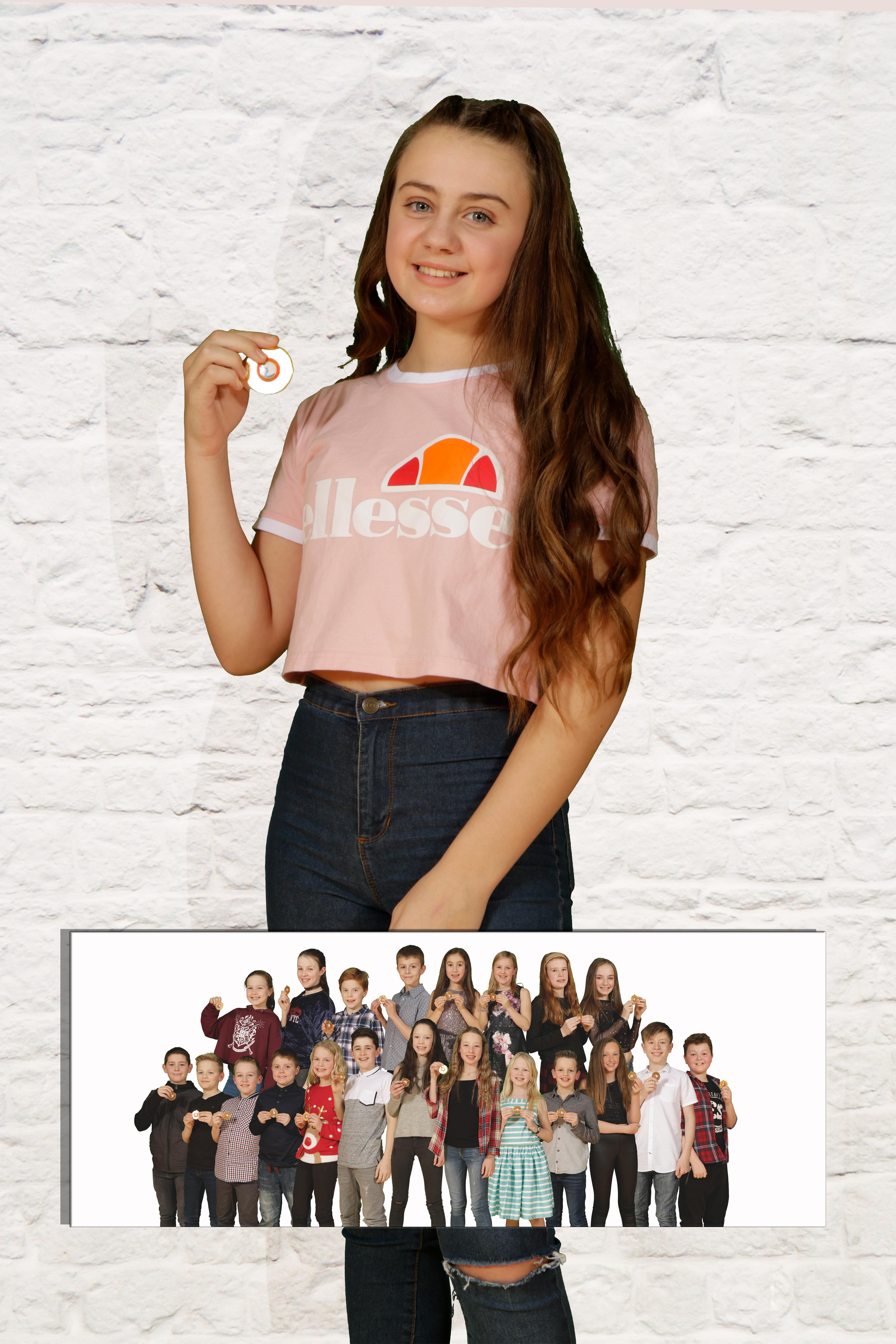 Individual & Group Poster