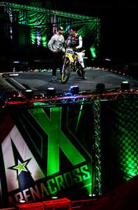 Arena X Tour Scotland