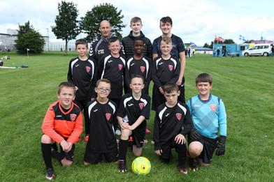 Victoria Park Team
