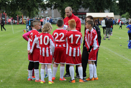 Yett Farm Team Talk