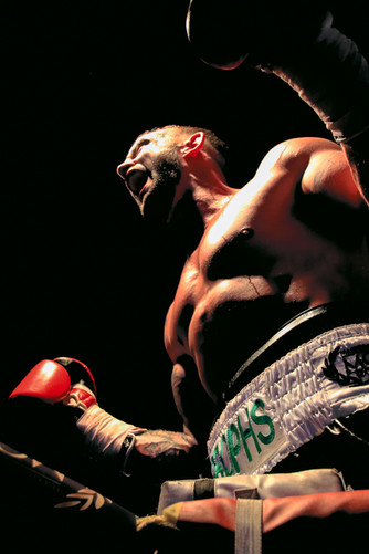 Scottish Championship Boxing
