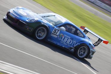 Porsche Cup Knockhill