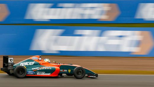 FIA Formula 4 Knockhill