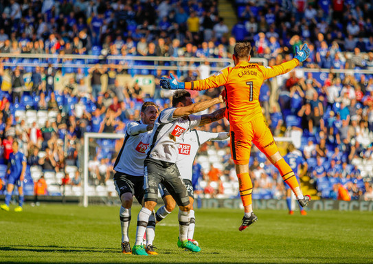 Birmingham City vs Derby County