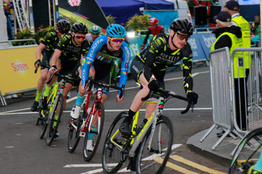British Cycling Tour Series Stage 7 Motherwell