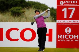 Ricoh Womens British Open Golf Championship - Kingsbarns Links