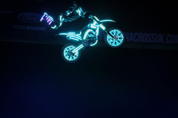Arena Cross Freestylers